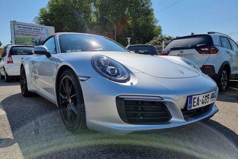 PORSCHE 911 CABRIOLET (991) 3.0 420CH S PDK 119900 83120 Sainte-Maxime