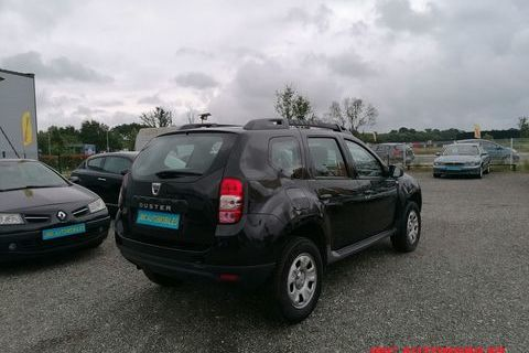 Dacia Duster 1.2 TCE 125CH AMBIANCE 4X2 2014 occasion Le Haillan 33185