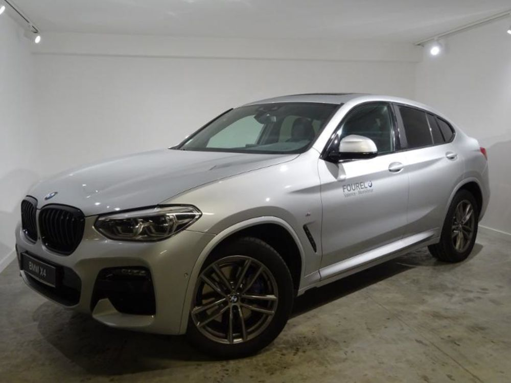 X4 xDrive30d 265ch M Sport Euro6d-T 2020 occasion 26000 Valence