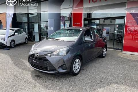 TOYOTA Yaris 70 VVT-i France Connect 5p MY19 11200 09100 Pamiers