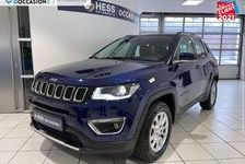 JEEP Compass 1.3 GSE T4 190ch Limited 4xe PHEV AT6 LED GPS CAMERA 33999 67100 Strasbourg