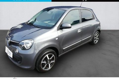 Renault Twingo 0.9 TCe 95ch Intens 2019 occasion Abbeville 80100
