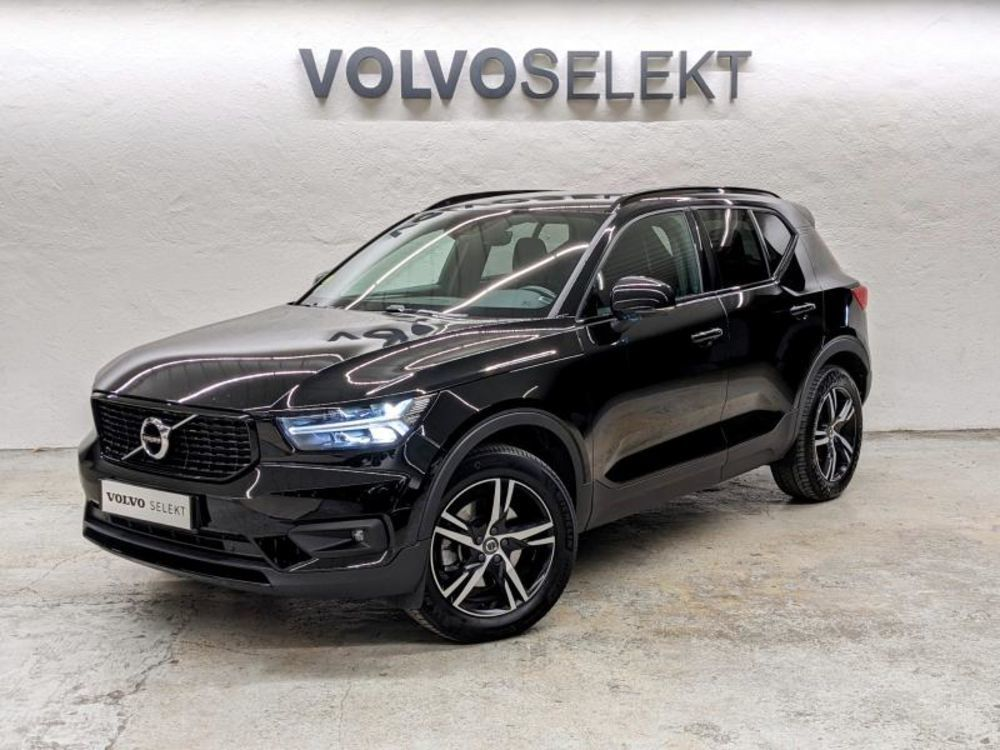 XC40 D4 AdBlue AWD 190ch R-Design Geartronic 8 2018 occasion 91200 Athis-Mons