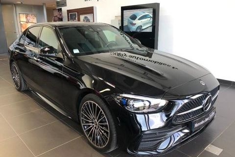 Classe C 220 d 200ch AMG Line 9G-Tronic 2021 occasion 57180 Terville