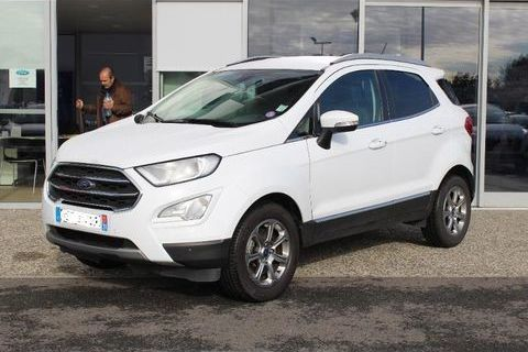 Ford Ecosport 1.0 EcoBoost 125ch Titanium Business Euro6.2 2019 occasion Toulouse 31200