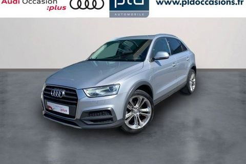 Audi Q3 2.0 TDI 150ch Ambition Luxe S tronic 7 2017 occasion Marseille 13011