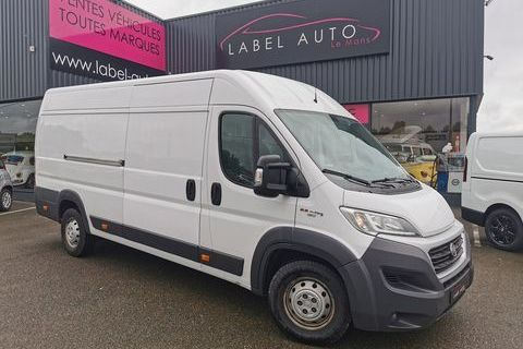Fiat Ducato 3.5 MAXI XL H2 2.3 MULTIJET 130CH PACK PROFESSIONAL 2017 occasion Arnage 72230
