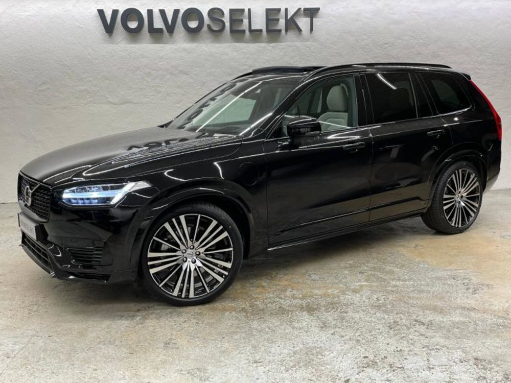 XC90 T8 Twin Engine 303 + 87ch R-Design Geartronic 7 places 48g 2021 occasion 91200 Athis-Mons
