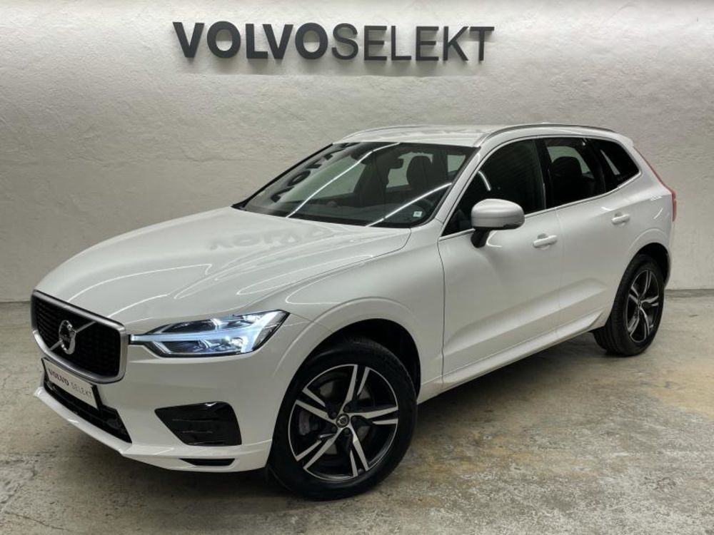 XC60 D5 AdBlue AWD 235ch R-Design Geartronic 2018 occasion 91200 Athis-Mons