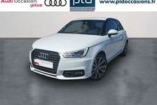 Audi A1 1.4 TFSI 125ch S line S tronic 7 2015 occasion Marseille 13011