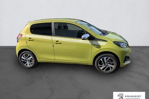 PEUGEOT 108 VTi 72 Collection S&S 85g 5p 13900 46000 Cahors