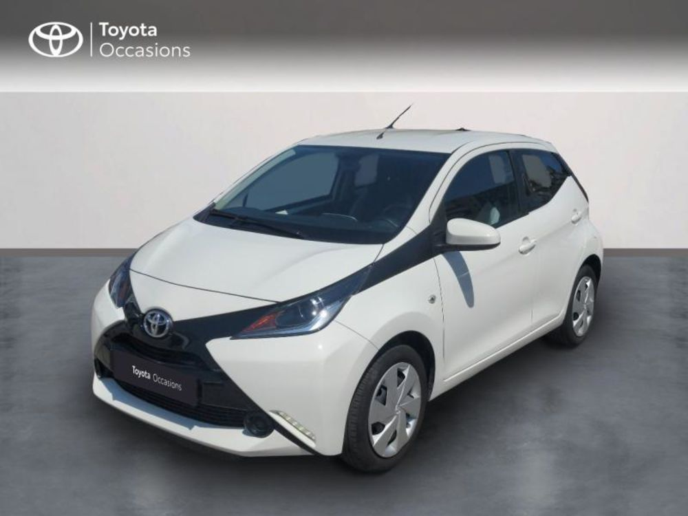 Aygo 1.0 VVT-i 69ch x-play 5p 2018 occasion 13010 Marseille