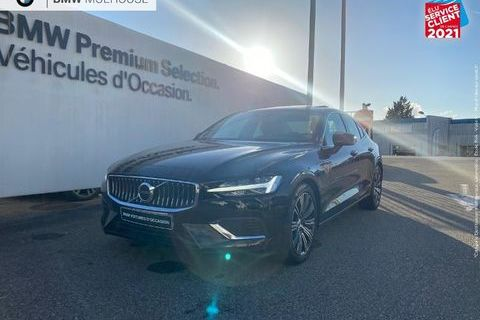 Volvo S60 T8 Twin Engine 303 + 87ch Inscription First Edition Geartron 2019 occasion Sausheim 68390