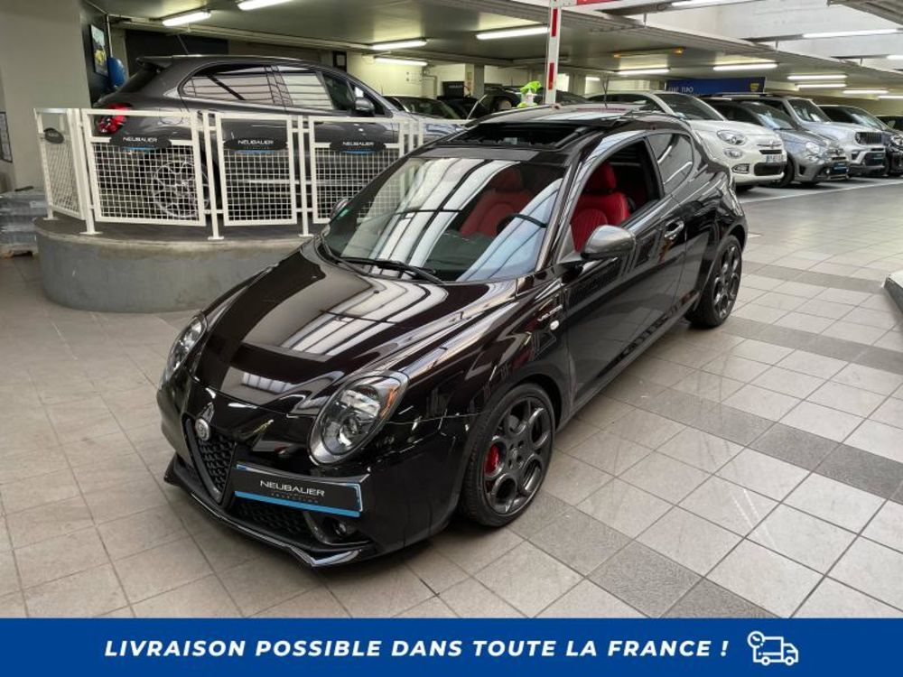 Mito 1.4 TB MultiAir 170ch Veloce TCT Stop&Start 2018 occasion 92300 Levallois-Perret