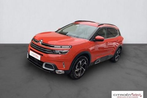 Citroën C5 aircross BlueHDi 180ch S&S Feel EAT8 2019 occasion Vernon 27200