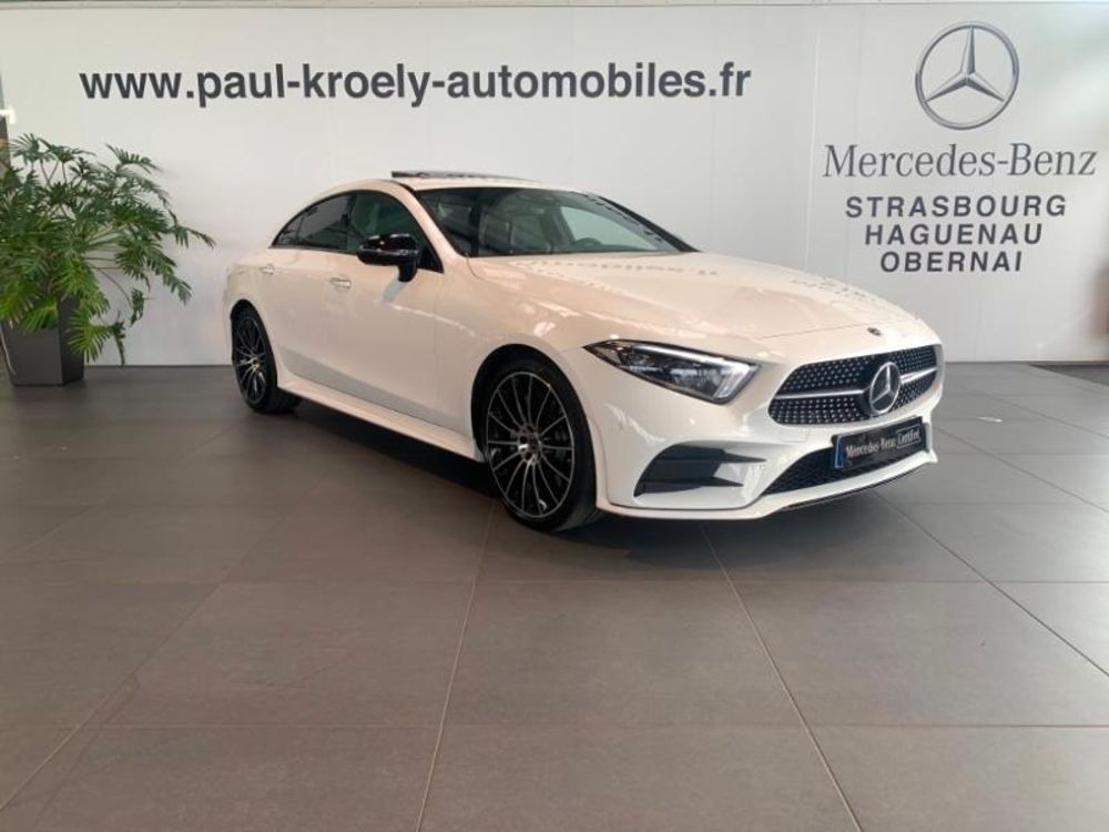 Classe CL 400 d 340ch AMG Line+ 4Matic 9G-Tronic Euro6d-T 2019 occasion 67800 Bischheim