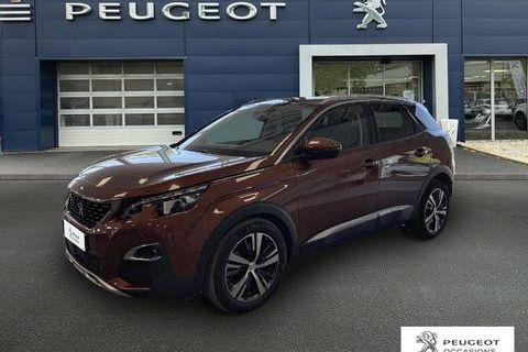Peugeot 3008 2.0 BlueHDi 150ch Allure S&S 2017 occasion Cahors 46000