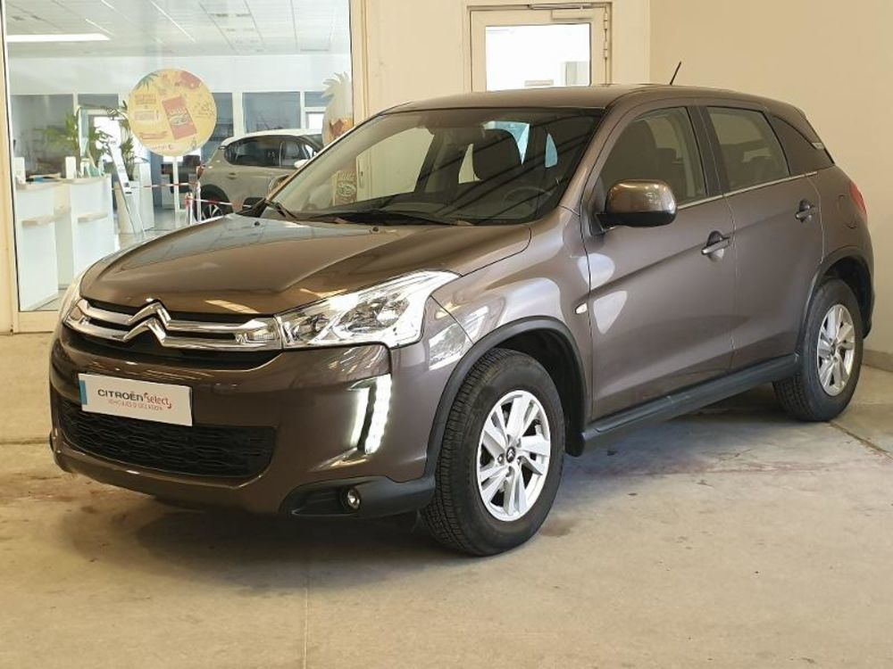 C4 Aircross 1.6 e-HDi115 4x2 Confort 2018 occasion 11300 Limoux