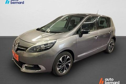 Renault Scenic xmod 1.5 dCi 110ch energy Bose eco² Euro6 2015 2015 occasion Bourg-en-Bresse 01000