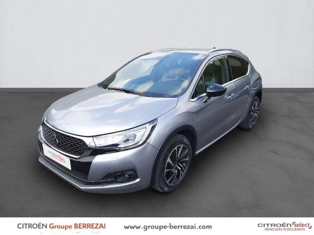 DS4 PureTech 130 Connected Chic S&S 2018 occasion 50140 Mortain