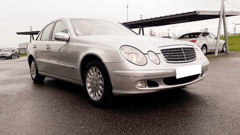 Classe E E 220 CDI CLASSIC BVA 2002 occasion 85400 Sainte-Gemme-la-Plaine