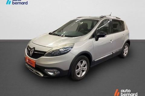 Renault Scenic xmod 1.2 TCe 130ch energy Bose 2013 occasion Bourg-en-Bresse 01000
