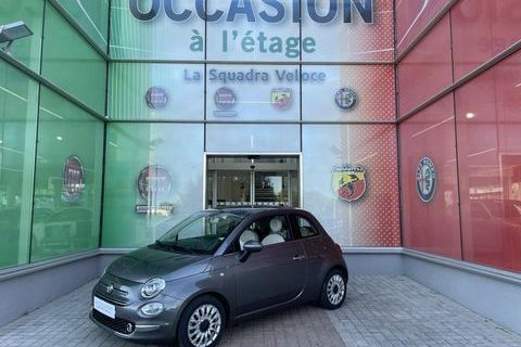 Fiat 500 1.2 8v 69ch Eco Pack Lounge Euro6d 2019 occasion Montpellier 34070