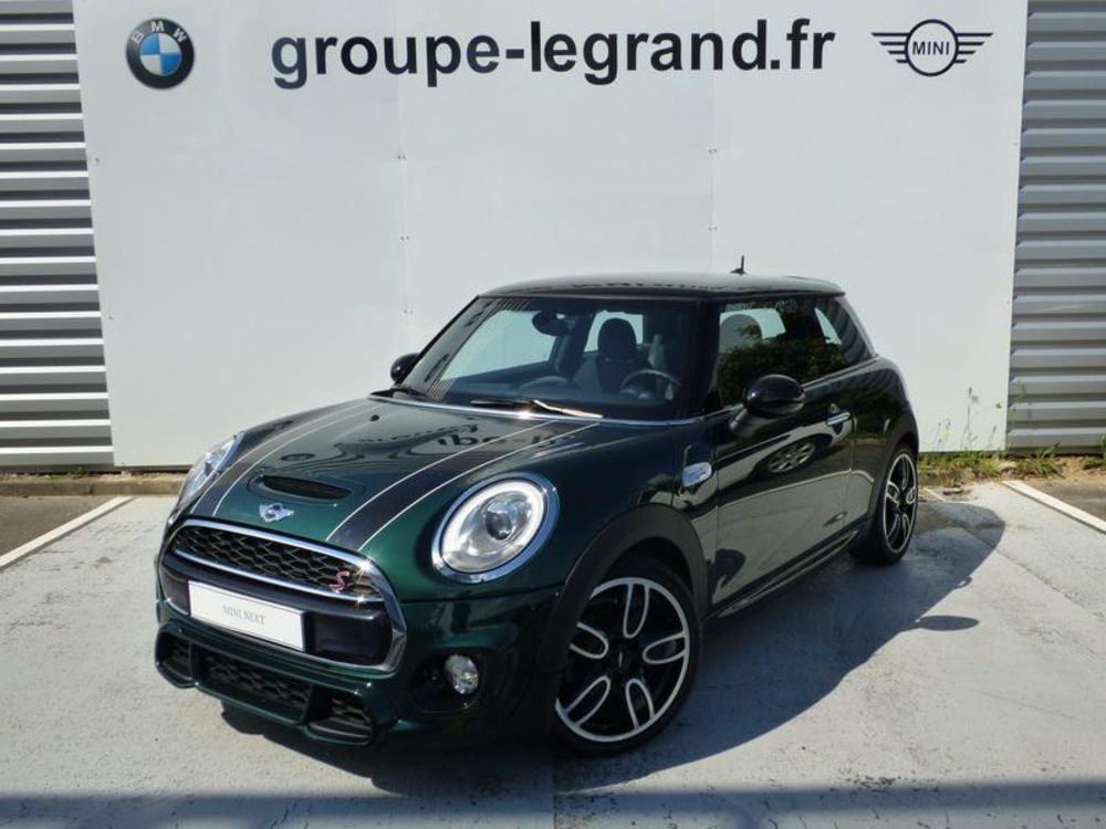 Cooper S 192ch John Works 2016 occasion 53000 Laval