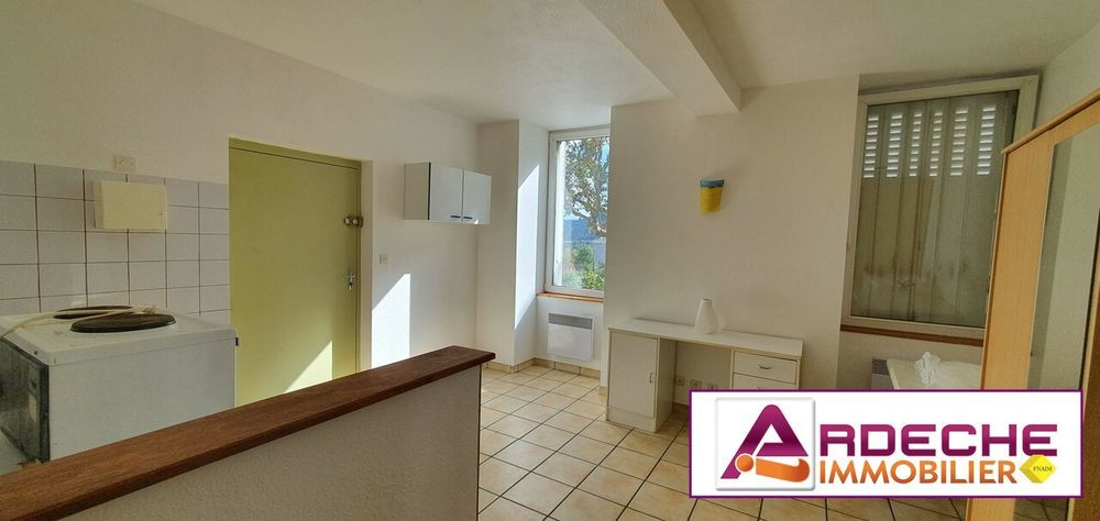 location Appartement - 1 pièce(s) - 25 m² Privas (07000)