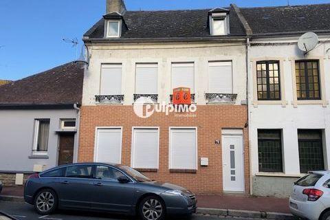 Location Maison 670 Saint-Pol-sur-Ternoise (62130)