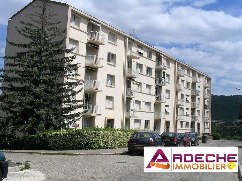 location Appartement - 3 pièce(s) - 57 m² Privas (07000)