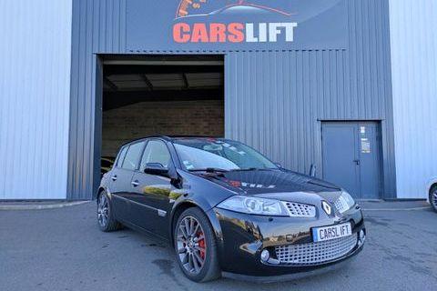 Renault Mégane II RS 2.0 i Turbo 225 ch, GARANTIE 6 MOIS 2007 occasion Ambarès-et-Lagrave 33440