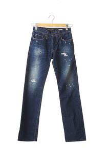 Jeans coupe slim homme Salsa bleu taille : W29 L34 38 FR (FR)