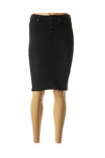 Jupe mi-longue femme Guess noir taille : W27 40 FR (FR)