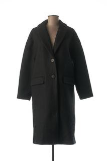 Manteau long femme Vila noir taille : 42 49 FR (FR)