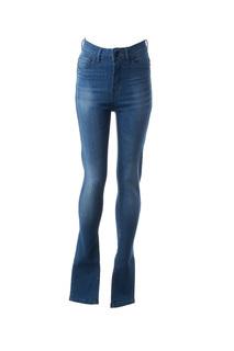 Jeans coupe slim femme Ichi bleu taille : W26 L32 19 FR (FR)