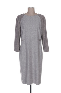 Robe mi-longue femme Scapa gris taille : 42 137 FR (FR)