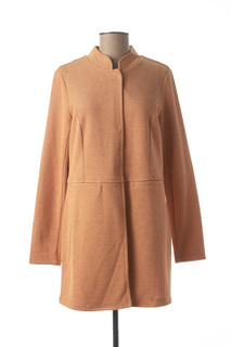 Manteau long femme Street One orange taille : 38 39 FR (FR)