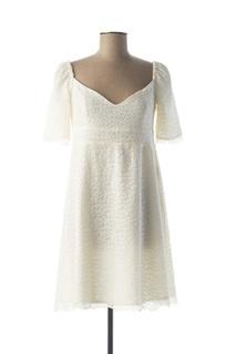 Robe de mariée femme L'amusée beige taille : 34 252 FR (FR)