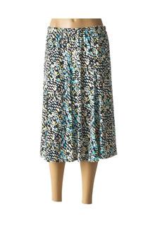 Jupe mi-longue femme Veti Style bleu taille : 50 19 FR (FR)