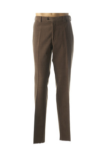 Pantalon chic homme Meyer marron taille : 52 74 FR (FR)
