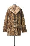 Manteau long femme Essentiel Antwerp marron taille : 38 182 FR (FR)
