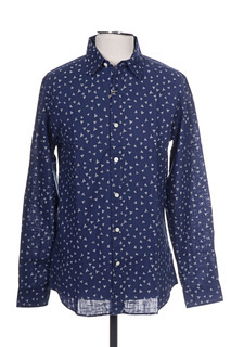 Chemise manches longues homme Selected bleu taille : S 9 FR (FR)