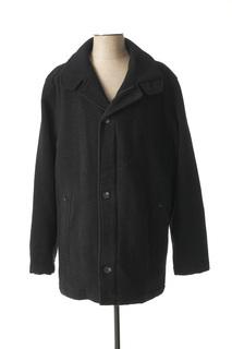 Manteau long homme Frank Eden noir taille : XL 59 FR (FR)