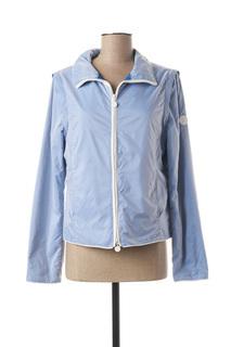 Coupe-vent femme 7 Seasons bleu taille : 42 43 FR (FR)