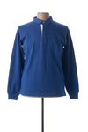 Polo manches longues homme Serge Blanco bleu taille : M 38 FR (FR)