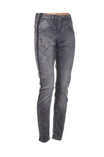 Jeans coupe slim femme Sandwich gris taille : 34 59 FR (FR)