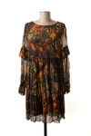 Robe courte femme Markup orange taille : 42 49 FR (FR)
