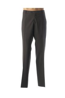 Pantalon chic homme Bruno Saint Hilaire gris taille : 58 107 FR (FR)