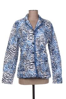 Doudoune femme Areline bleu taille : 44 19 FR (FR)